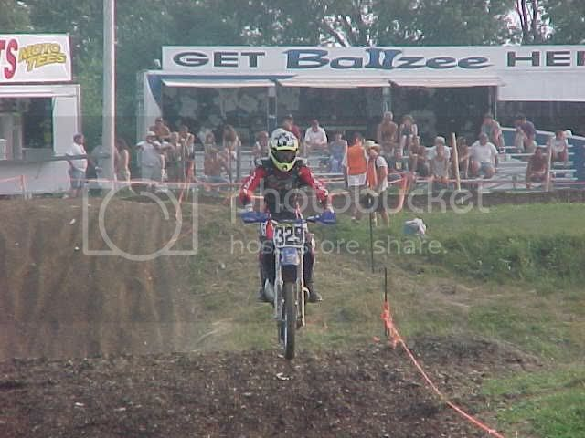 Unadilla Pro Motocross National 2008