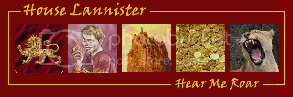 Lannister banner